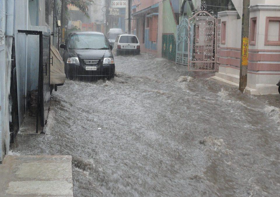 Heavy Mid-Atlantic Rain, Flooding Possible