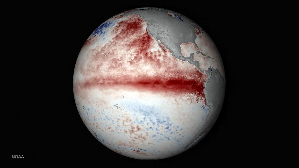 Record El Niño?