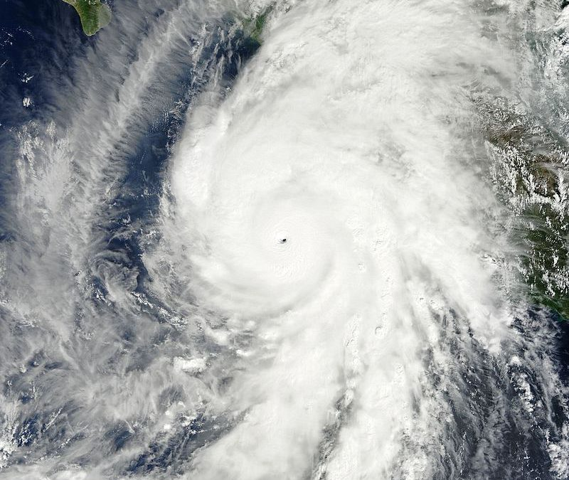 """Patricia Becomes The Strongest """"Hurricane"""" On Record"""