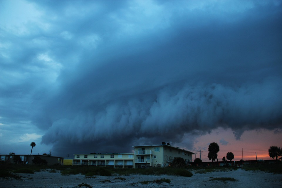Heavy Rain And Flood Threat Across Parts Of Florida