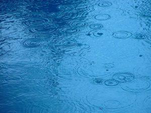 phobia of rain