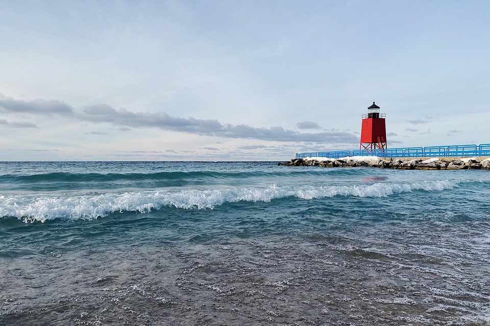 Great Lakes Water Heights Rose In May – Monday's National Weather Outlook For June 3rd, 2019