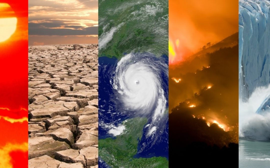 The United States of Weather Extremes: Record Heat, Fire and Snow Plagues Western Half of USA