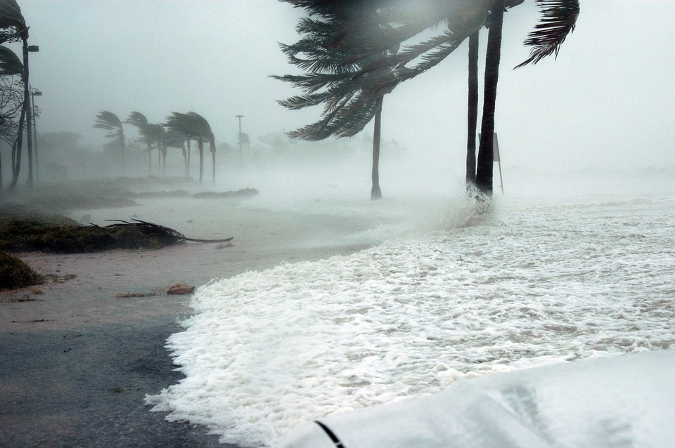 """Eta"" Takes Second Swipe at Florida – ""Theta"" Makes Record 29 Storms in 2020"