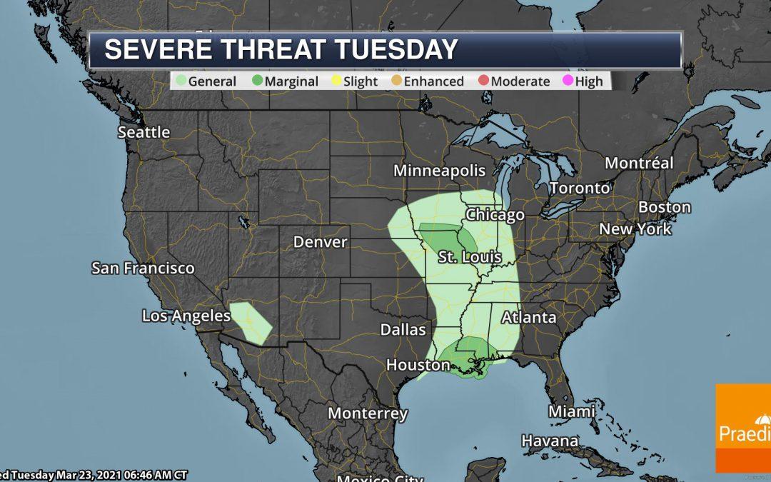 Severe Storm Triple Threat