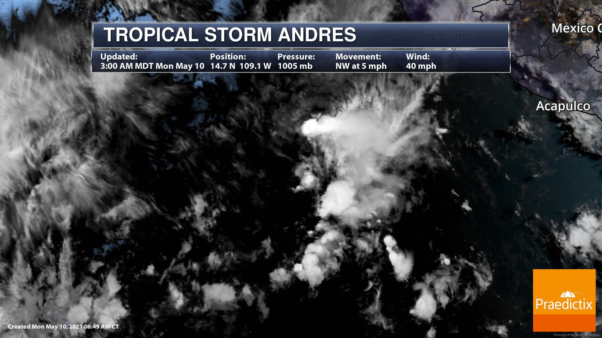 TS Andres Visible Sat