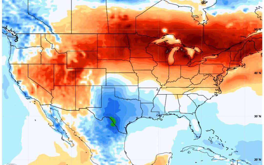 "Heat Wave Building – Hottest Spot on Earth – Atlantic Hurricane Season Kicks Off – ""Disaster Fatigue"""